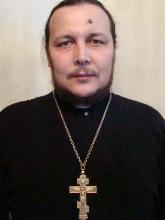 иерей Георгий Черашкин, настоятель храма в честь иконы Божией Матери Казанская г. Мариинский Посад