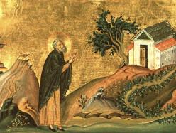 4 / 17 февраля День памяти преподобного Исидора Пелусиотского