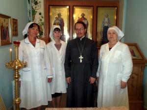 Молитвенная комната святой преподобномученницы Великой Княгини Елисаветы2