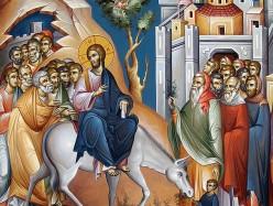 8 / 21 апреля Вход Господень в Иерусалим