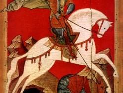 23 апреля / 6 мая – память великомученика Георгия Победоносца (303)