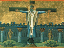27 апреля / 10 мая Церковь вспоминает святого апостола и священномученика Симеона