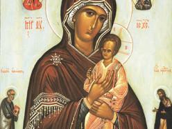 6 / 19 июня Церковь чтит память Пименовской иконы Божией Матери  (принесена в Москву в 1387)