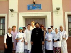 Школа Сестер милосердия 2012 г