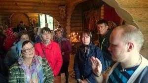 Литургия для глухих и слабослышащих верующих в г. Чебоксары