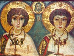 7 / 20 октября Память мчч. Сергия и Вакха (290-303)