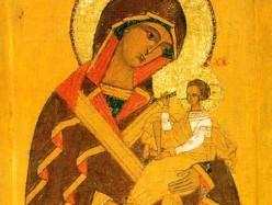 2 / 15 ноября Празднование Шуйской-Смоленской иконы Божией Матери (1654-1655)