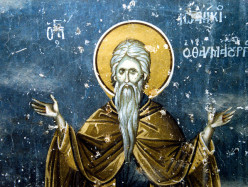 4 / 17 ноября Память прп. Иоанникия Великого (846)