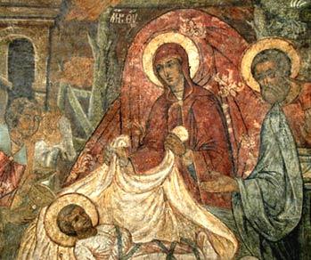Рождественский пост (28 ноября — 6 января нов. ст.)