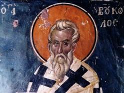 6 / 19 февраля Память преподобного Вукола, епископа Смирнского