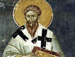 6 / 19 апреля Память свт.Евтихия, архиеп.Константинопольского (582)