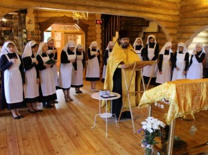 8-й выпуск сестер милосердия