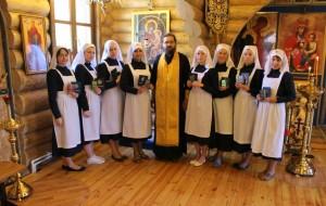 8-й выпуск сестер милосердия6