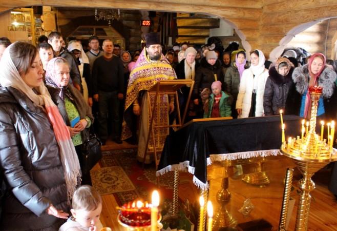 Литургия с сурдопереводом в неделю Торжества Православия
