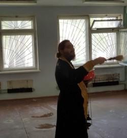 Освящение «Дома Милосердия» Чебоксарского Красного Креста