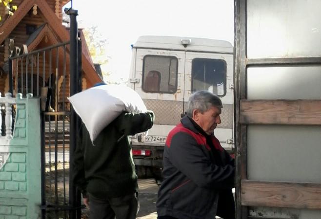 Фасовочный цех Проекта «Народные кормильцы» готовится к открытию