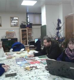 Состоялась заседание творческой группы сотрудников проекта Центр защиты материнства «Покров»