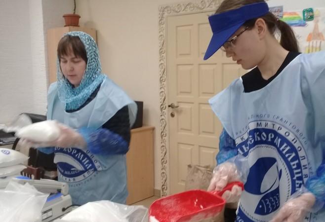 Проект «Народные кормильцы» продолжает свою работу