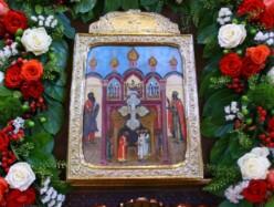 10 / 23 июля – положение честной ризы Господа нашего Иисуса Христа в Москве (1625)