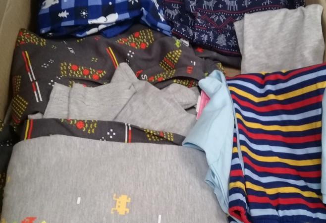 Благотворительная помощь от компании Gloria Jeans