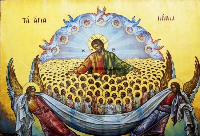11января – молебен Вифлеемским младенцам-мученикам