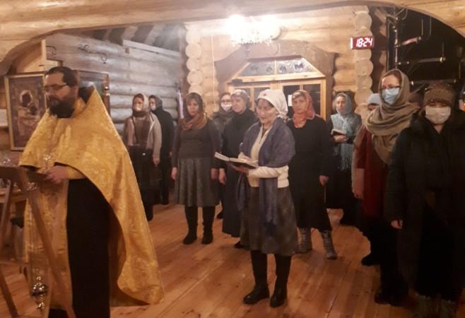 Состоялось первое в Новом году собрание сестер милосердия