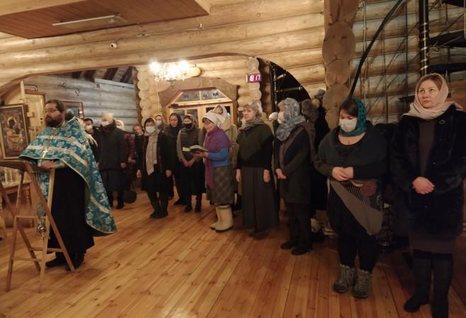 Состоялось очередное собрание сестер милосердия
