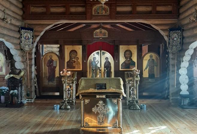 7 лет со дня освящения храма иконы Божией Матери «Скоропослушница»