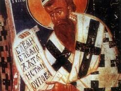 14 / 27 февраля – память святого равноапостольного Кирилла, учителя Словенского (869)