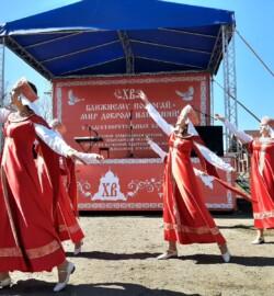 «Ближнему помогай – мир добром наполняй»: в Чебоксарах состоялся большой благотворительный концерт