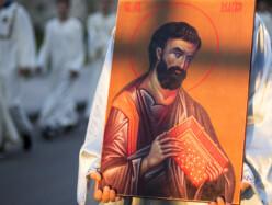 25 апреля / 8 мая – Церковь чтит память святого апостола и евангелиста Марка