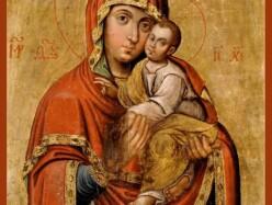 2 / 15 июня – празднование Киево-Братской иконы Божией Матери (1654)