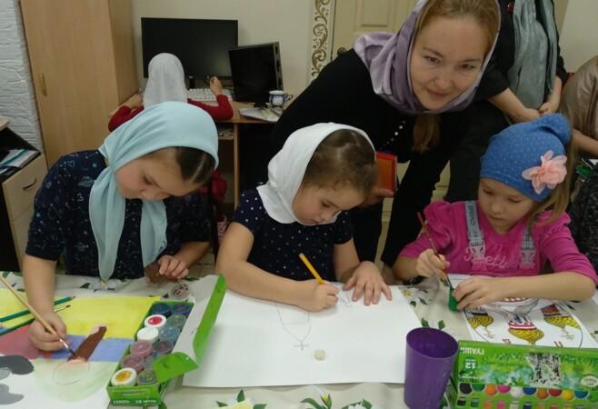 Занятия в детской воскресной школе начнутся 5 сентября